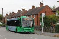 На городской автобус ADL Enviro 200 установили новую коробку передач от Allison Transmission