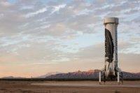 Компания Blue Origin планирует запустить ракету New Shepard
