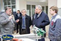 ВИАМ посетили гендиректор «Туполева» и технический директор – директор Технологического центра «ОАК»
