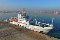 Флот Национального поисково-спасательного бюро КНР пополнился двумя судами
