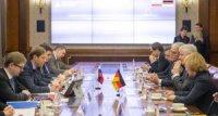 Денис Мантуров провел рабочую встречу с премьер-министром Баварии