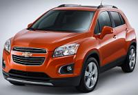 Chevrolet обновила кроссовер Trax