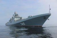 СКР «Адмирал Григорович» готовят к передаче в состав ВМФ
