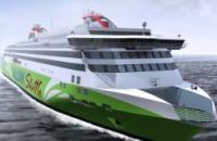 ������� ����� Meyer Turku ���������� � ������������� ������ Tallink Megastar