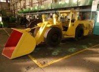 Забайкальские машиностроители разработали новую погрузочно-доставочную машину