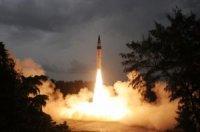 Индия провела испытания баллистической ракеты средней дальности Agni-I