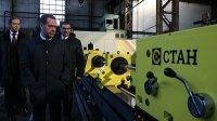Денис Мантуров рассказал о развитии станкоинструментальной промышленности