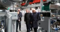 Заместитель главы Минпромторга Дмитрий Овсянников с рабочим визитом посетил Липецкую область