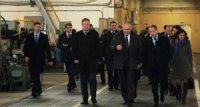 Дмитрий Овсянников посетил с рабочим визитом Саратовскую область