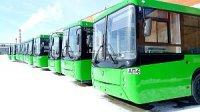 Новые автобусы НефАЗ вышли на маршруты в Екатеринбурге