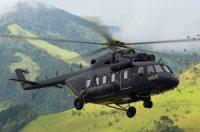 «Вертолеты России» выполнили контракт на послепродажное обслуживание Ми-171В в Мексике