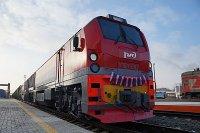 ЛТЗ готовится начать серийное производство новых локомотивов ТГ16М