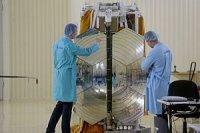 """Спутник """"Ломоносов"""" успешно прошел комплекс испытаний на Восточном"""