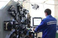 Парк оборудования завода КЭАЗ пополнил пружиннонавивочный станок