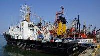 Новое гидрографическое судно пополнило Тихоокеанский флот