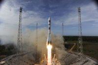 РН «Союз СТ-Б» с двумя КА «Галилео» стартовала из Гвианского космического центра