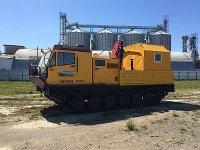 Вездеход ЧЕТРА ТМ140 получили транспортники Ямала