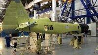 """""""Вертолеты России"""" изготовили первый комплект хвостового оперения для нового Як-152"""