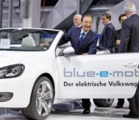 Volkswagen займется производством батарей для электрокаров в Китае