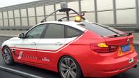 Китайская Baidu намерена опередить всех в производстве автомобилей-беспилотников