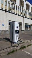 «Россети» начали тестирование новой зарядной станции АВВ для электромобилей