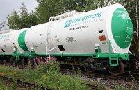 """""""ТихвинХимМаш"""" поставил вагоны-цистерны производителю химии """"Химпром"""""""