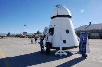 Грузовой корабль Dragon прибыл на МКС