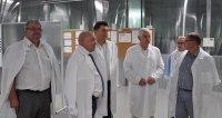 Заместитель министра промышленности и торговли посетил Алтайский завод прецизионных изделий