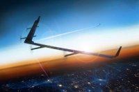 Компания Facebook впервые провела испытания бесплотного летательного аппарата Aquila