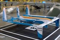 Amazon запатентовала многопользовательскую док-станцию для беспилотнико