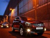Nissan Qashqai может получить технологии автономного вождения