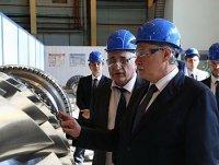 Глава Санкт-Петербурга посетил Невский завод