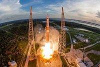 Ракета-носитель Delta IV доставила пару американских спутников-шпионов на орбиту