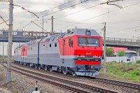 Электровоз 2ЭС6 подтвердил соответствие нормам безопасности ТР ТС