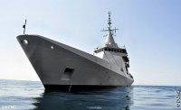 Франция построила корпус первого корвета Gowind-2500 для ВМС Египта