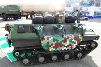 ВДВ получат робот-грузовик с искусственным интеллектом