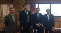 Глеб Никитин обсудил сотрудничество с Парагваем