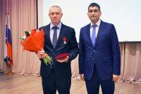 Инженеру-конструктору «Швабе» вручена медаль ордена «За заслуги перед Отечеством»