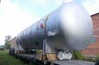 «Уралхиммаш» отгрузил 17 единиц оборудования для Чаяндинского НГКМ