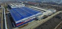 Строительство завода в Индустриальном парке «Станкомаш» застраховано в СОГАЗе на 9,8 млрд рублей