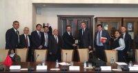 В Минпромторге состоялась встреча по вопросам российско-турецкого сотрудничества