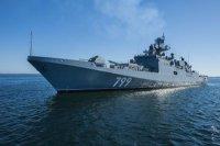 СКР «Адмирал Макаров» начал государственные испытания