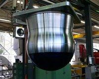 Federal-Mogul Powertrain изготовила сферический подшипник диаметром 1,25 м