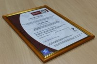КНРГ Проекты подтвердили соответствие требованиям международного стандарта качества