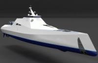 Концерн DCNS показал публике проект нового фрегата класса FTI