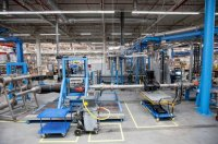 На заводе «Грундфос Истра» стартовало производство насосов ТР серии 200