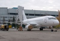 Специалисты «Авиастар-СП» закончили монтаж интерьера на пятом SSJ 100 для компании «ГТЛК»