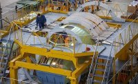 ВАСО завершает изготовление агрегатов фюзеляжа первого самолета Ил-112В
