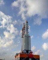 Китай осуществил пуск самой крупной ракеты-носителя собственной разработки