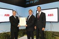 ABB получила сертификат DNV GL на преобразователи для ветрогенераторов